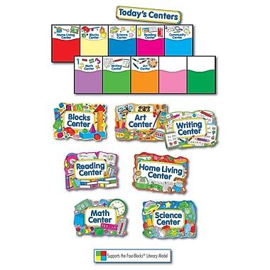 Carson Dellosa® Bulletin Board Set, Learning Centers