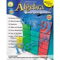 Carson Dellosa® Daily Skill Builders Algebra Resource Book, Grades 6 - 12