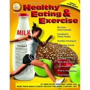 "Carson Dellosa® ""Healthy Eating and Exercise"" Resource Book, Grades 6 - 12"