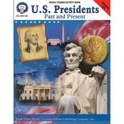 Carson Dellosa® U.S. Presidents: Past & Present Activity Book