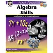 Carson Dellosa® Math Tutor: Algebra Resource Book, Grades 6 - 8