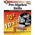 Carson Dellosa® Math Tutor Pre-Algebra Resource Book, Grades 6 - 8