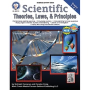 "Carson Dellosa® ""Scientific Theories Laws and Principles"" Resource Book, Grades 5 - 8"