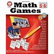 Carson Dellosa® Math Games Resource Book, Grades 5 - 6