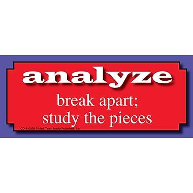 Carson Dellosa® Bulletin Board Set, 48 Testing Words Students Should Know