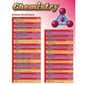 Carson Dellosa® Science Vocabulary: Chemistry Chart, Science