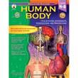 """Carson Dellosa® """"Human Body"""" Resource Book, Grades 4 - 6"""