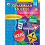 Carson Dellosa® Grammar Rules Grade 1-2 Resource Book,