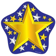 Carson Dellosa® Preschool - 8th Grade Cutout, Gold and Silver Stars