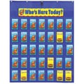 Carson Dellosa® Attendance/Multiuse Pocket Chart