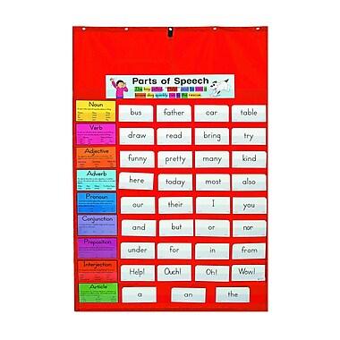 Carson Dellosa® Original Red Pocket Chart