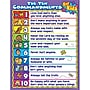Carson Dellosa® The Ten Commandments For Kids Chart,
