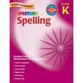 Carson Dellosa® in.Spectrum®: Spellingin. Grade K Workbook, Language Arts