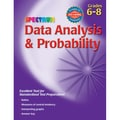 Carson Dellosa® Spectrum® Data Analysis & Probability Workbook, Grades 6 - 8