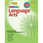 Carson Dellosa® Language Arts Grade 1 Workbook, Language Arts