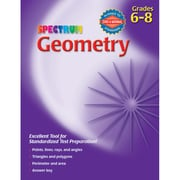 Carson Dellosa® Spectrum® Geometry Workbook, Grades 6 - 8