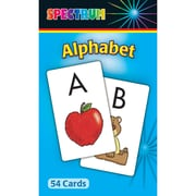 Carson Dellosa® Spectrum Alphabet Flash Cards, Early Learning/Language Arts