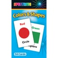 Carson Dellosa® Spectrum® Flash Card, Colors and Shapes