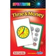 Carson Dellosa® Spectrum® Flash Card, Time & Money