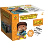 Carson Dellosa® Brighter Child® Science & Social Studies Flash Cards, Grades 3 - 5