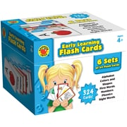 Carson Dellosa® Brighter Child® Early Learning Flash Cards, Grades PreK - 1