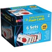 Carson Dellosa® Spectrum Early Learning Flash Cards, Grades PreK - 1