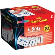 Carson Dellosa® Spectrum® Flash Card, Math