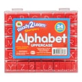 Center Enterprises Ready2Learn™ 1in. Visual Closure Alphabet Uppercase Manuscript Set