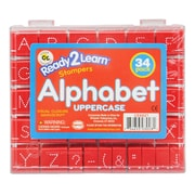 "Center Enterprises Ready2Learn™ 1"" Visual Closure Alphabet Uppercase Manuscript Set"