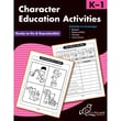 Chalkboard Publishing Character Education Activities Book, Grades K - 1