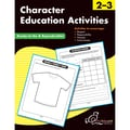 Chalkboard Publishing Character Education Activities Book, Grades 2 - 3