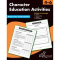 Chalkboard Publishing Character Education Activities Book, Grades 4 - 5