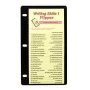 Flipperguides™ Writing Skills Book 1 Flip Up Study Guide, Grades 6 - 8