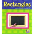 "Capstone ""Rectangulos/Rectangles: Rectangulos a nuestro alrededor/Seeing..."" Accelerated Reader Book"