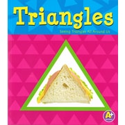 Capstone Triangles Accelerated Reader Book