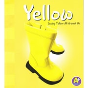"Capstone ""Yellow"" Color Series Book"