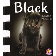 "Capstone ""Black"" Color Series Book"