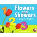 Capstone in.Flowers and Showers: A Spring Counting Bookin.