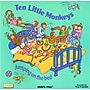 Childs Play® Ten Little Monkeys Classic Book With