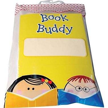 Creative Teaching Press® Book Buddy Bags, 5/Pack