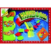 Learning Advantage™ Hammer & Nails Game, Grades PreK-3