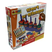 Learning Advantage™ Sort N' Shapes Toy, Grades K - 1