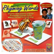 Learning Advantage™ Rhyming Words Early Learning Game, Grades PreK-K