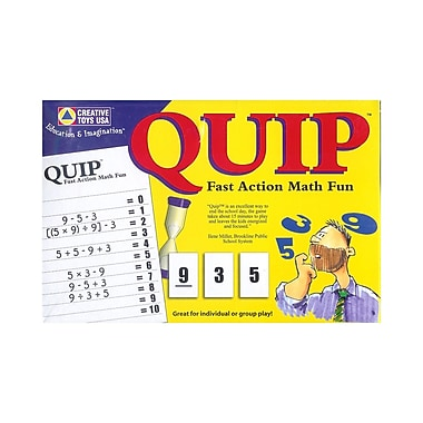 Learning Advantage™ Quip Game, Grades 3+