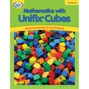 Didax® Mathematics With Unifix Cubes Resource Book, Grades K