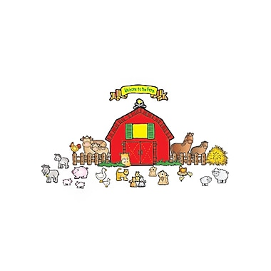 Carson Dellosa® Bulletin Board Set, Farm Friends