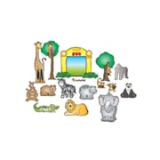 Carson Dellosa® Bulletin Board Set, Zoo Friends