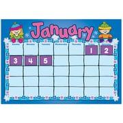 Carson Dellosa® D.J. Inkers Calendar Bulletin Board Set