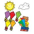 Carson Dellosa® Bulletin Board Set, Kites