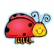 Carson Dellosa® Preschool - 8th Grade Cutout, Ladybugs